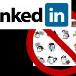 LinkedIn get all emoticon!